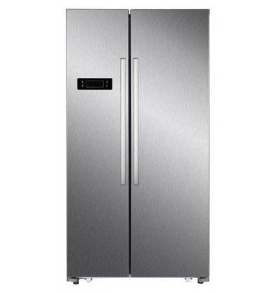 Frilec Side-by-Side Kühlschrank | Kühlung 345L / Freezing 169L | 905 × 655 × 1770 (h) mm