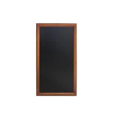 Securit Chalkboard wall Dark Brown Long - 4 sizes