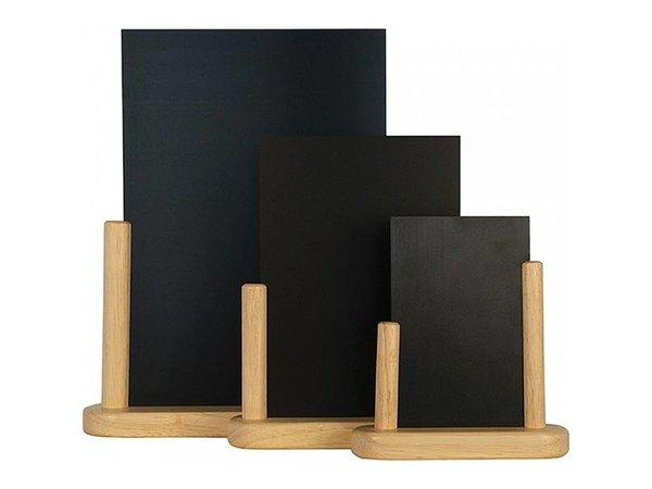 Securit Tafel krijtbord Elegant Blank - Beschikbaar in 3 Maten