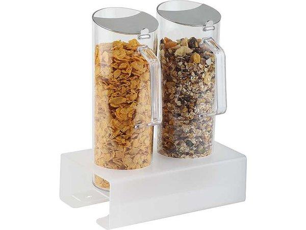 APS FSE 3-delige Cereal Bar | 260x155(H)80mm
