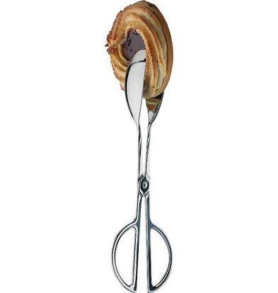 APS Brood en banket tang 18/8 roestvrij staal