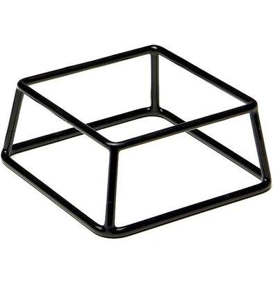 APS FSE Buffet Stand Multi | Metaal met Anti-slip Laag | Stapelbaar | 18x18x(H)8cm