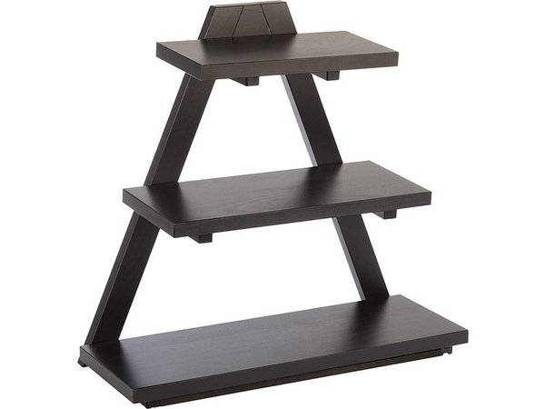 APS FSE Buffet Stand Triangle   53x21x(H)50cm