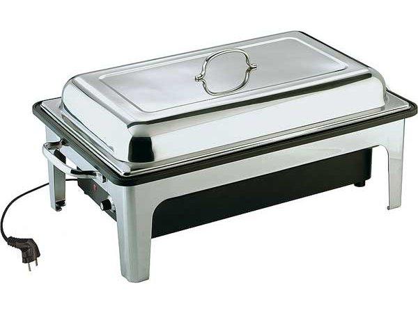 APS FSE Chafing Dish Sunnex | 1/1GN | RVS | 9 Liter | 630x360x(H)290mm