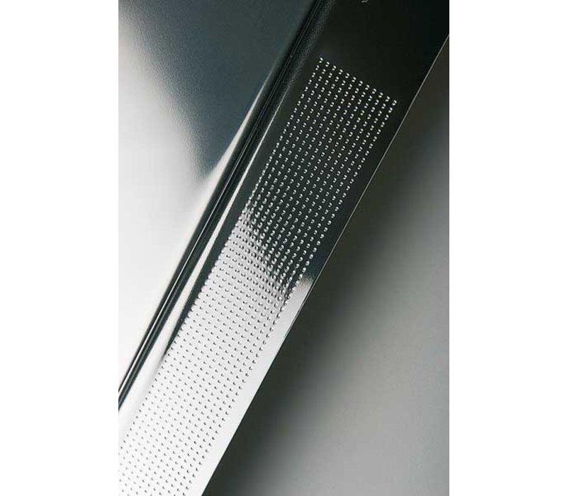 APS FSE Schaal GN 1/1 | Star | Roestvrij staal | 530x325 mm