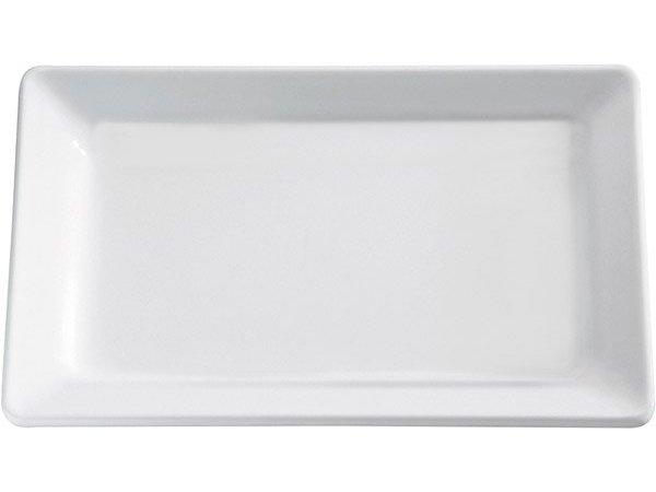 APS FSE Schaal Pure | Rechthoekig | Melamine Wit | 400x300x(H)30mm