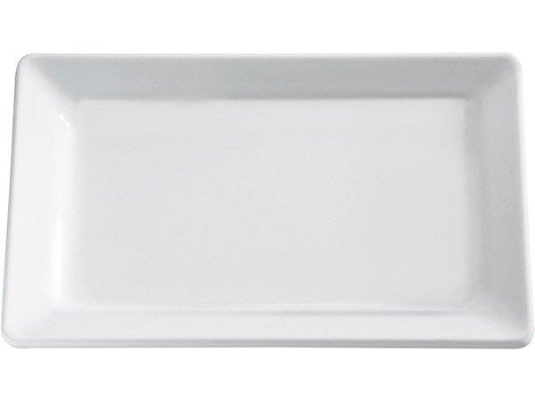 APS FSE Schaal Pure | Rechthoekig | Melamine Wit | 600x200x(H)30mm