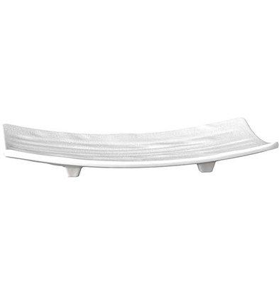 APS FSE Schaal rechthoekig / Sushiboard - Vaatwasbestendig - ca. 220x120x(h)30 mm