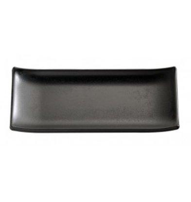 APS FSE Schaal rechthoekig / Sushiboard - Vaatwasbestendig - ca. 225x95x(h)30mm