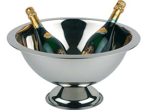 APS FSE Champagne Kom - Gepolijst RVS - Ø45cm x 23(h)cm