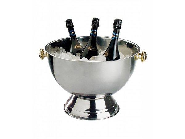 APS FSE Champagne kom, 13,5 liter rond - Ø42cm x  30(h)cm