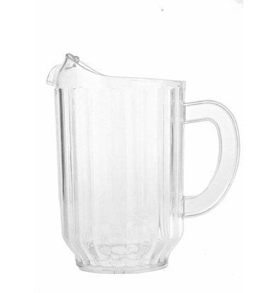 Bar Professional Plastic Schenkkan | 1.75 liter | Transparant