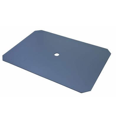 Bar Professional Deksel voor GWBX box | 500x345mm | 5 stuks | Blauw