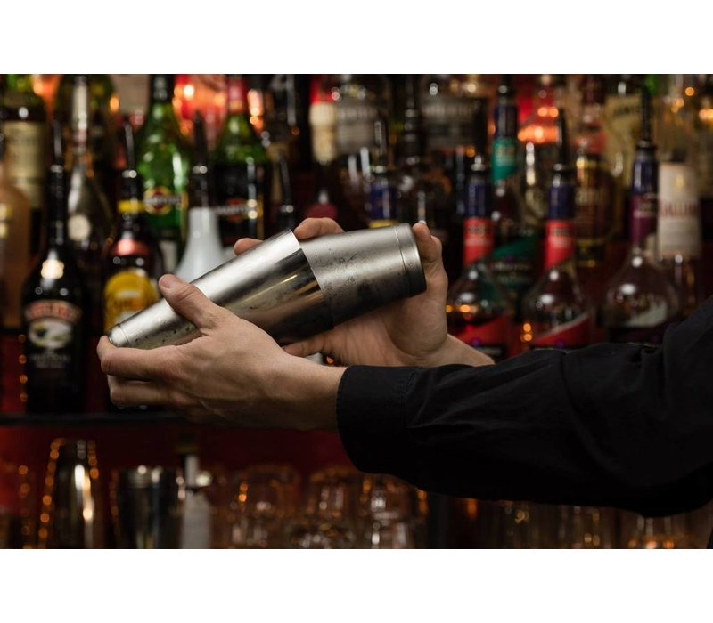 Bar Professional Boston Cocktail Shaker Set | 800 ml | Roestvrijstaal