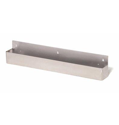 Bar Professional Ophangrek | Voor 8 Flessen | 81x16x10cm