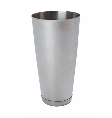 Bar Professional Boston Cocktail Shaker | 800 ml | Tin