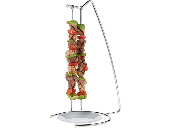 APS FSE Espetada/Kebab Spies Rack | Ø 22cm, hoogte 46cm