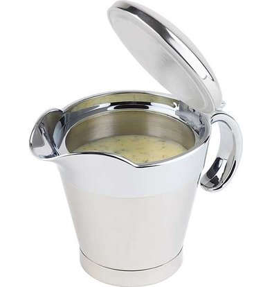 APS Isolated Sauskom | Stainless Steel Jacketed | 0.4 Liter | 19x12,5x (H) 13cm