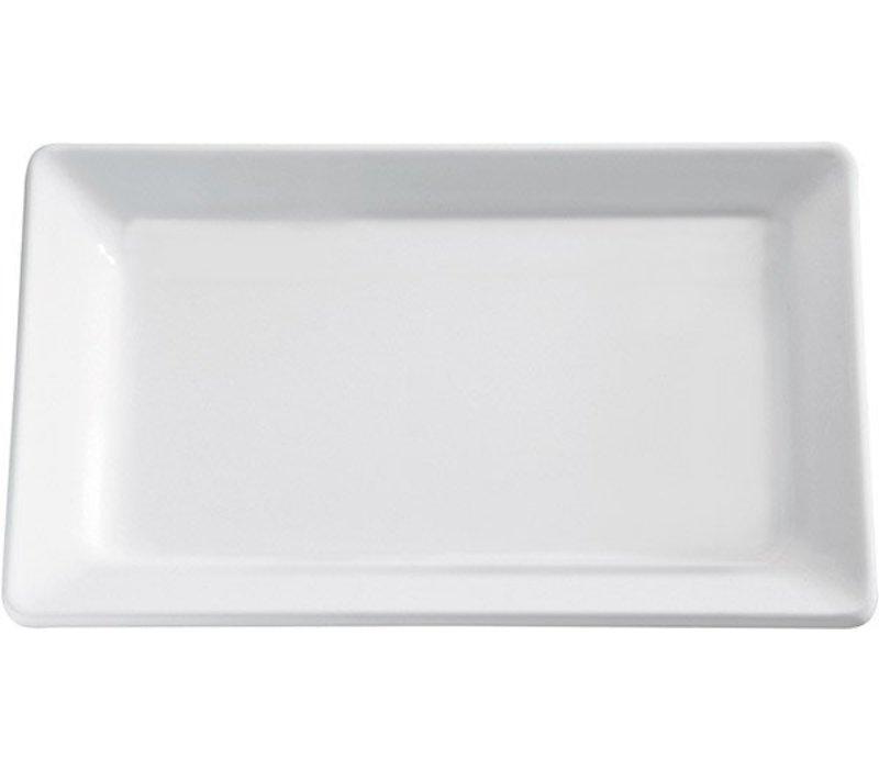 APS FSE Presentatieblad Pure | Melamine Wit | GN 2/3 | 35,4x32,5x(H)3cm