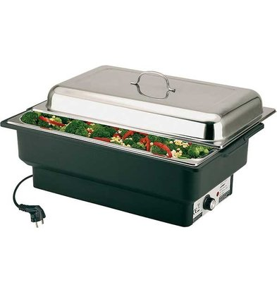 APS Electric Chafing Dish Eco | Adjustable Temperature | 630x360x (H) 290mm