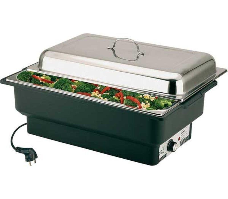 APS FSE Elektrische Chafing Dish Eco | Regelbare Temperatuur | 630x360x(H)290mm