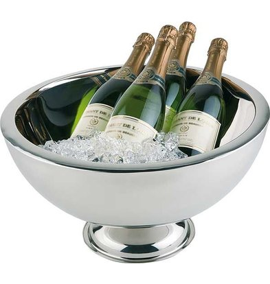APS FSE Dubbelwandige champagne kom ca - Ø44cm x 24(h)cm