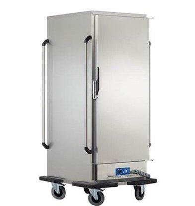 Saro Banketwagen | 11x2/1GN | 0°C tot 85°C | 910xt827x(h)1816mm
