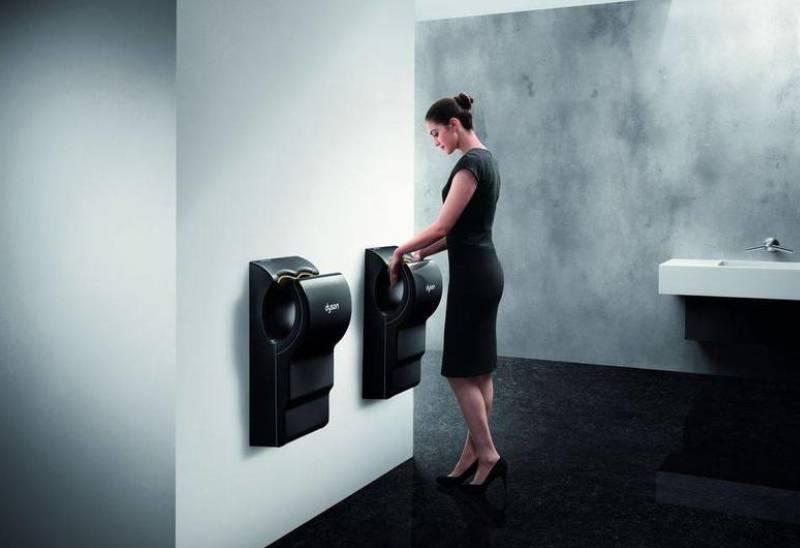 Handdrogers: hygiënischer dan papieren handdoekjes?