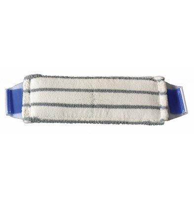 SYR Microvezel Mop Nat/Vochtig | 400mm | Beschikbaar in 4 Kleuren