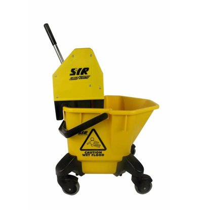 SYR Mopemmer TC 20 Combo | 20 Liter | Plastic Wringers | HEAVY DUTY Zwenkwielen | Beschikbaar in 4 Kleuren
