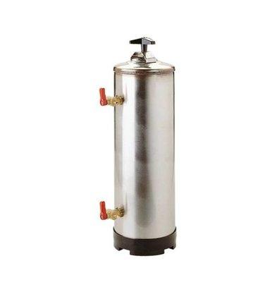 Emga SHOWMODEL | Waterontharder voor Vaatwasser, IJsblokjesmachine etc. | 20x60cm | 16 Liter