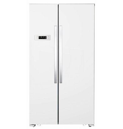 Frilec Amerikaanse Koel-Vrieskast Wit | 291 + 138 Liter | Energieklasse A+ | 900x590x1770(h)mm