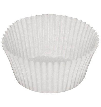Fiesta Cakebakjes | 1000 Stuks | 20(h) x 45(Ø)mm | Leverbaar in 2 Afmetingen