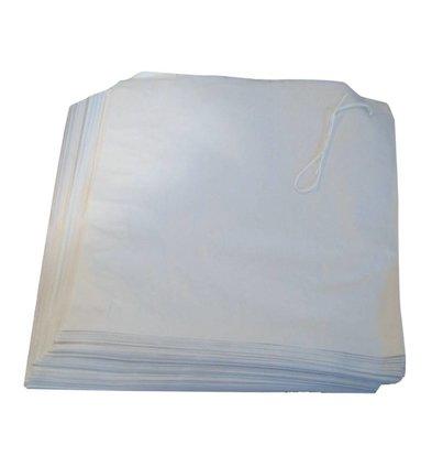 XXLselect White Paper Bags | 1000 Pieces | 175x175mm
