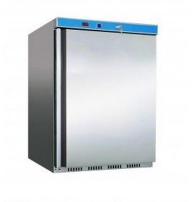 Saro Freezer Stainless Steel - 60x58x (h) 84cm - 120 Liter - 2 year warranty