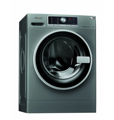 Whirlpool Washing machine 8kg AWG 812 S / PRO | Silver Line 1200tpm Workwear and jokes program
