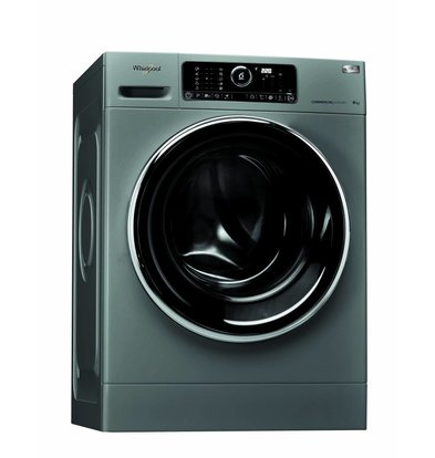 Whirlpool Waschmaschine 9 kg AWG 912 S / PRO | Silber | 1200Uhr 230V | 595 x 640 x (H) 850 mm