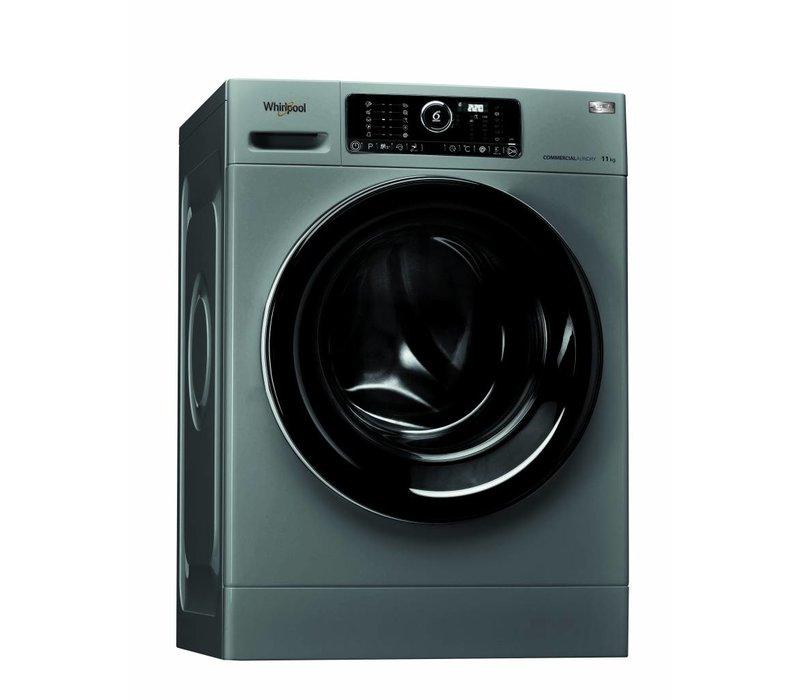 Whirlpool Wasmachine 11kg | AWG 1112 S/PRO | Silver Line | 1200tpm | Speciaal anti-vlekken, anti-allergie en hygiëne programma