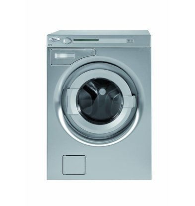 Whirlpool Industrial Washing Machine | ALA 101 | Pro Line | Stainless steel | 8kg 1200tpm with Drain Pump