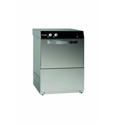 Whirlpool Pro Basic glass washing machine Eco Line 40x40cm | 230V | Naglansdispenser