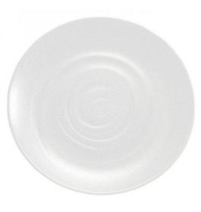 APS Schaal - ZEN - Melamine Wit - Vaatwasserbestendig - Ø 280x(h)30 mm