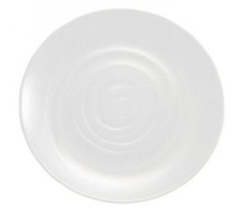 APS Scale - ZEN - Melamin White - Spülmaschinenfest - Ø 280x (H) 30 mm