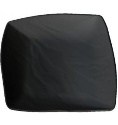 APS FSE Schaal - ZEN - Melamine Zwart - Vaatwasbestendig - ca. 230x235x(h)55 mm