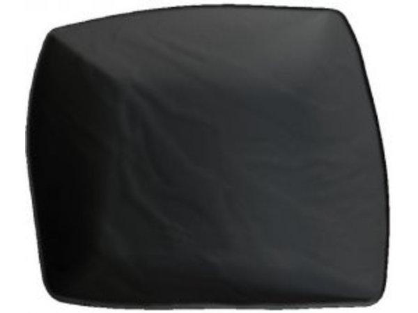 APS Scale - ZEN - Melamin Black - Spülmaschinenfest - ca. 230x235x (h) 55 mm