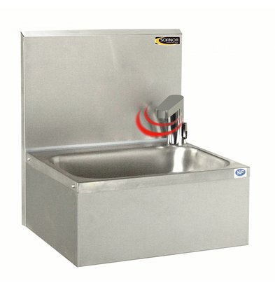 Sofinor Stainless Steel Sink   Electric Crane on Batteries   Temperature   460x380x (H) 524mm