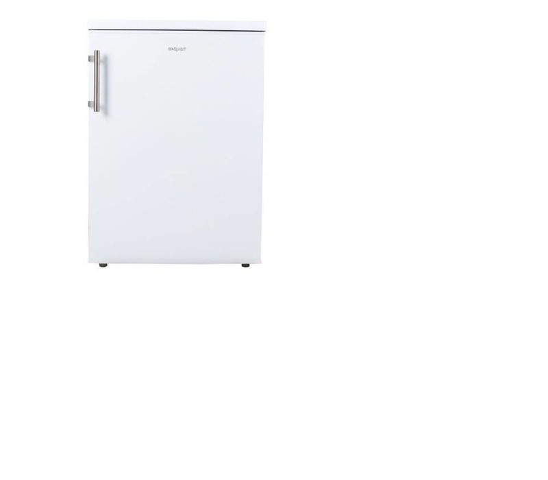 Exquisit Tafelmodel koelkast | KS18-17A+++ |  138 Liter | 600x610x(H)850mm
