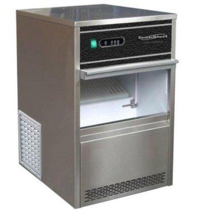 Combisteel Ijsblokjesmachine | 26kg/24 uur | Holle ijsblokjes | 420x528x(H)655mm