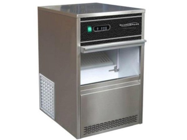 Combisteel Ice maker | 26kg / 24 hours Hollow ice cubes 420x528x (H) 655mm
