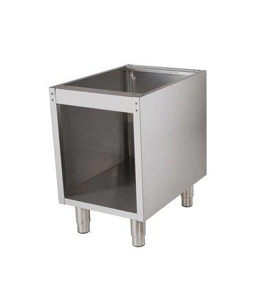 Combisteel Base 700 Open Onderstel | 400x560x(H)630mm