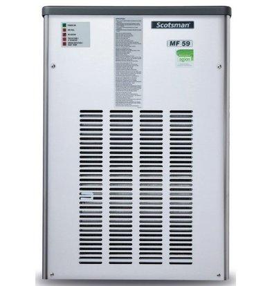 Scotsman Schilferijsmachine MF 59 Split CO2 | 700kg/24u | Bunker Los Verkrijgbaar | 583x663x(H)785mm